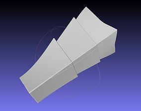 3D print model Shield Hero Curse Armor Lower Arm