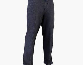 Pants 3D asset