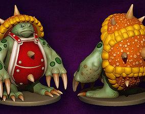 3D printable model Evil creature