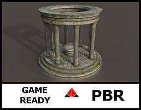 Oracle Temple 3D model