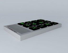 3D model ClockWise® Mathematical (calculator)