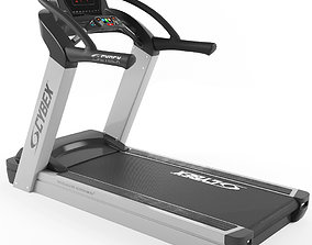 3D model Treadmill exercise