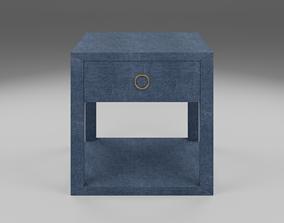 Bassett Ventura End Bedside Table 3D model