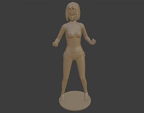 Sakura Haruno 3D print model games