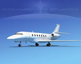 Dassault Falcon 2000 V01 3D