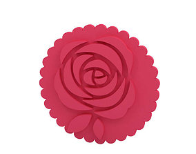 design 3D printable model Cookie stamp Stamp
