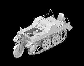 SdKfz 2 Kattenkrad 3D