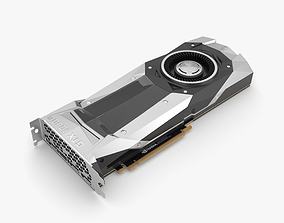 NVidia GeForce GTX 1080 TI 3D