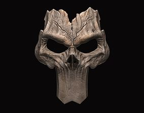 darkside 3D printable model Death Mask - Darksiders