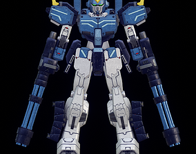 Gundam Heavyarms Custom Fanmade 3D