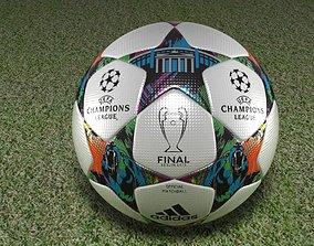 3D Soccer Ball sports soccer-stadium