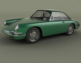 Porsche Typ 754 3D model