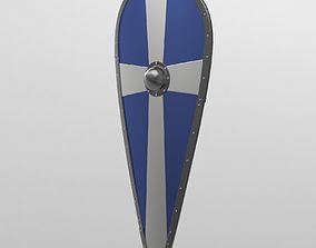 Norman shield 3D model