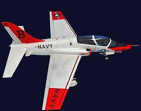 3D model McDonnell Douglas T-45 Goshawk