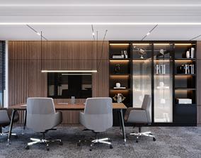 decoration Office Design 3D model
