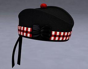 Glengarry Bonnet 3D