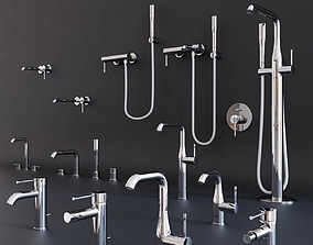 3D Grohe Essence New collection