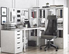 Office workplace 38 3D model