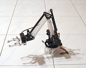 3D printable model Robotic arm
