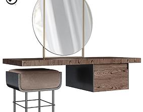 3D model Dressing table MUSKAT APARTAMENT