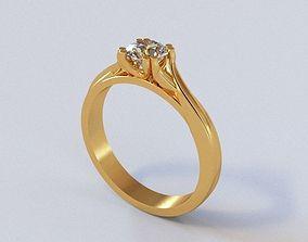 Mariage Rings 52 3D printable model