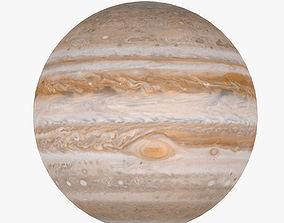 3D model Lowpoly Jupiter