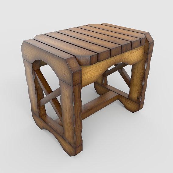 stool bench