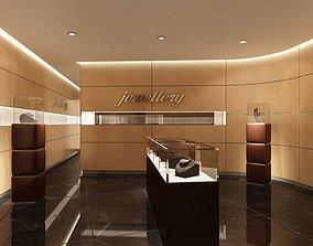 3D model Jewellery Shop Interior