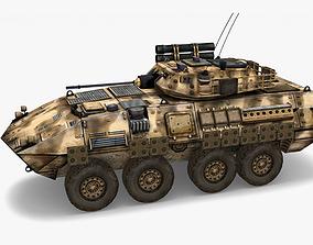 APC Tank 3D model