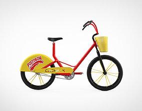 Cachaka bike 2 3D model