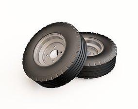 3D model Wheel 06