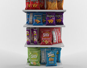 Store Product Set 01 3D