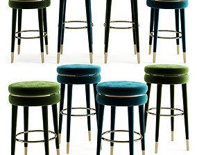 Eichholtz Bar And Counter Stool Parisian 3D