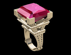 eiffel-tower-ring-3d-model-stl