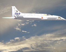 3D Swift Interplanetary Plane