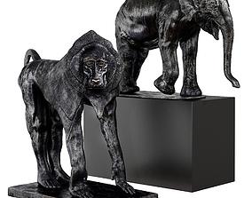 patina 3D Eichholtz Accessories collection