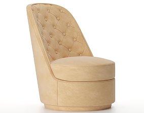 3D sofa chair modern
