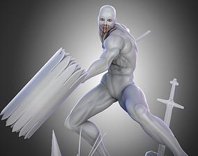 Warhammer - Shingeki no Kyojin 3D print model