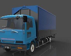 Isuzu Truck 3D