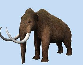 3D model Mammoths