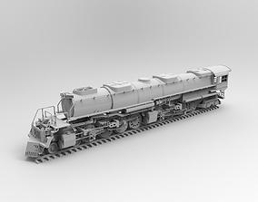 3D print model Locomotive engine