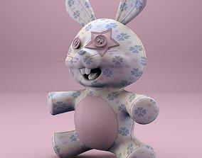 Puppet Rabbit 3D