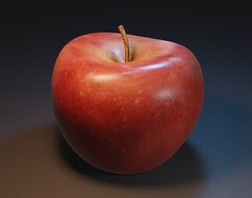 3D model VR / AR ready PBR Apple