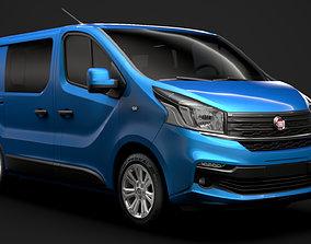 3D Fiat Talento Combi 2020