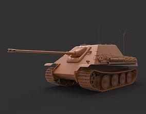 Sd Kfz 173 Jagdpanther 3D print model