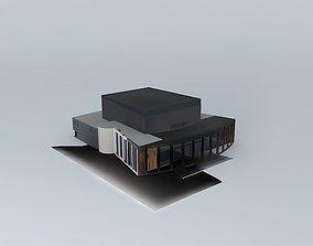PLACE DES ART 3D model