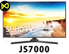Samsung 4K SUHD JS7000 Series Smart TV 65 3D