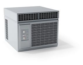 3D Air Conditioner With Thermal Controls