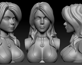 Bust - X23 3D print model