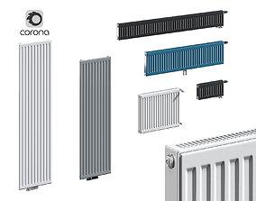 Radiators Purmo Compact C11 3D asset